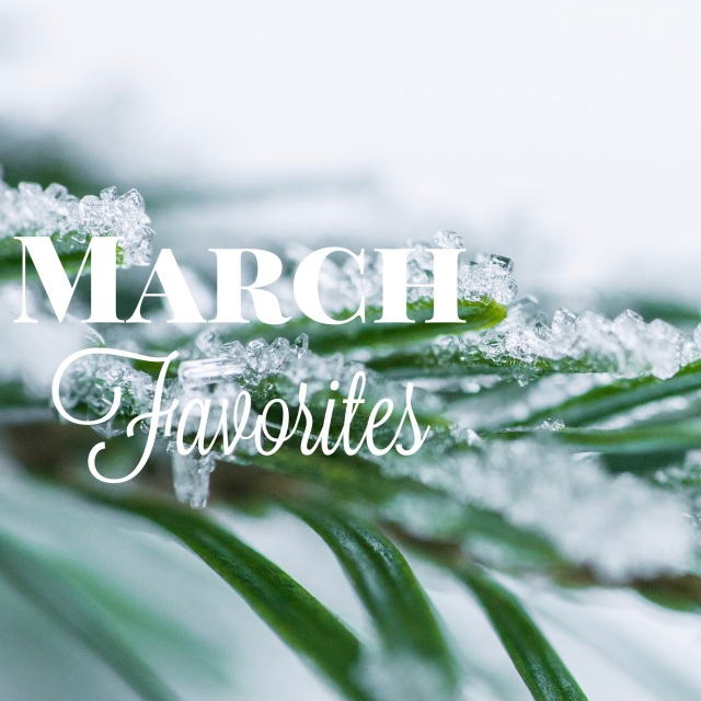 March Favorites Cover Picture.jpg